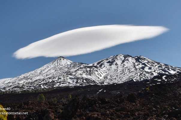 lenticular clouds tenerife, lenticular clouds march 2016, lenticular spain march 2016, lenticular clouds 2016, lenticular clouds march 2016