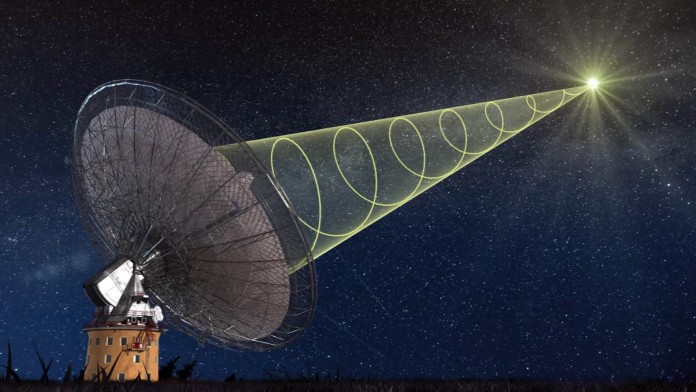 mysterious space signal, mysterious fast radio burst, repeating fast radio burstspace signal from magnetized neutron star, mysterious origin of fast radio bursts discovered