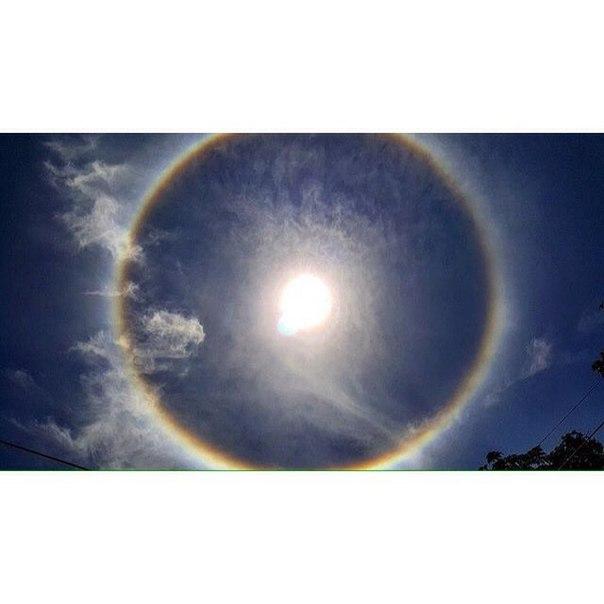 solar halo thailand march 2016, solar halo thailand march 2016 pictures, solar halo thailand march 2016 photo, solar halo thailand march 2016 pics, solar halo thailand march 2016, atmospheric physics, latest solar halo, latest strange sky phenomena