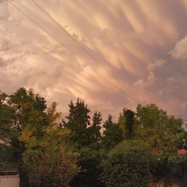 strange clouds argentina, strange clouds argentina march 2016, spooky clouds argentina, argentina clouds picture, weird clouds argentina march 2016