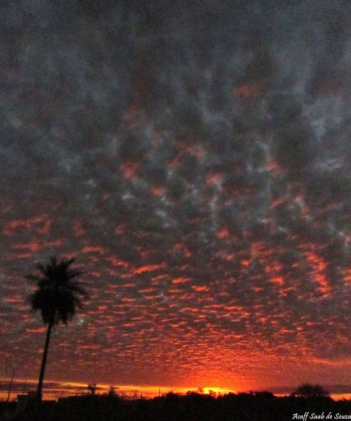 sunset, fiery sunset, best sunset pictures, sunset brazil march 2016, best sunset photo march 2016