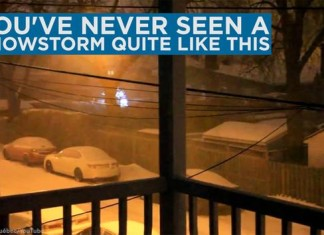 thundersnow montreal march 2016, thundersnow montreal march 2016 video, video thundersnow montreal march 2016