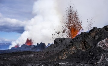 earthquake bardarbunga eruption april 2016, swarm of quakes hit Bardarbunga volcano, strong quake hits bardarbunga volcano iceland, iceland bardarbunga volcano hit by swarm of earthquake, earthquake swarm hit bardarbunga volcano april 2016