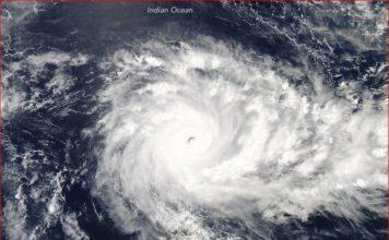 fantala, fantala record, fantala cyclone, fantala tropical cyclone, fantala record cyclone, strongest cyclone in indian ocean