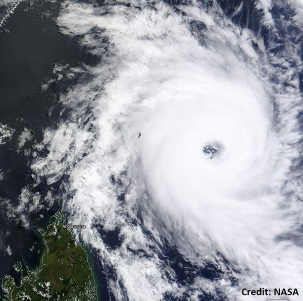 fantala, fantala record, fantala cyclone, fantala tropical cyclone, fantala record cyclone, strongest cyclone in indian ocean