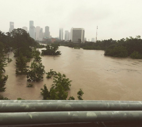 killer floods engulfs Houston, Texas in pictures and ...
