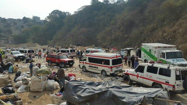 landfill collapse guatemala city, garbage dump collapse guatemala city, landslide garbage dump guatemala city, landslide kills 4 in garbage dump guatemala city, guatemala city garbage dump collapses