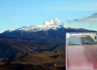 nevado del Ruiz increased seismic activity april 30 2016 2, nevado del ruiz volcano seismic activity, colombia volcano eruption april 29 2016, increased seismic activity nevado del ruiz colombia april 29 2016