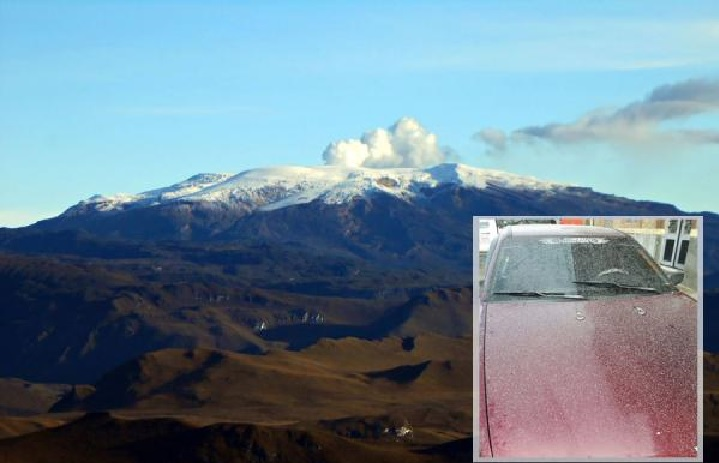 nevado del Ruiz increased seismic activity april 30 2016 2, nevado del ruiz volcano seismic activity, colombia volcano eruption april 29 2016, increased seismic activity nevado del ruiz colombia april 29 2016