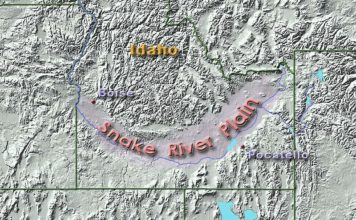 snake river plain volcano, snake river plain volcano eruptio, snake river plain volcano super-eruption, giant eruption snake river plain volcano, snake river plain super-eruption