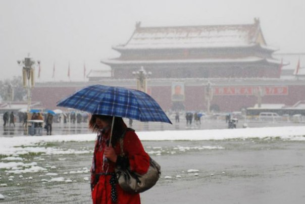 snow fall china, snowfall china, extreme snowfall china, snow falls in china, epic snow storm china april 2016