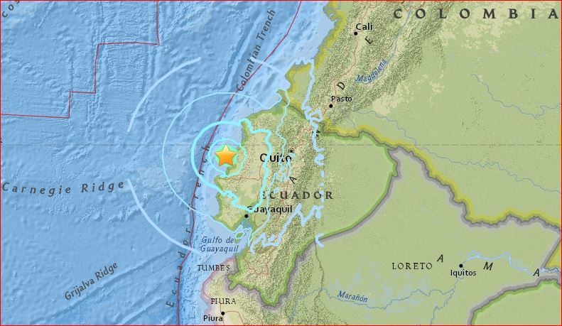strong earthquake ecuador april 22 2016, series of earthquake april 22 2016, april 22 2016 earthquake swarm april 22 2016, earthquake swarm april 22 2016 ecuador, ecuador latest earthquake april 22 2016