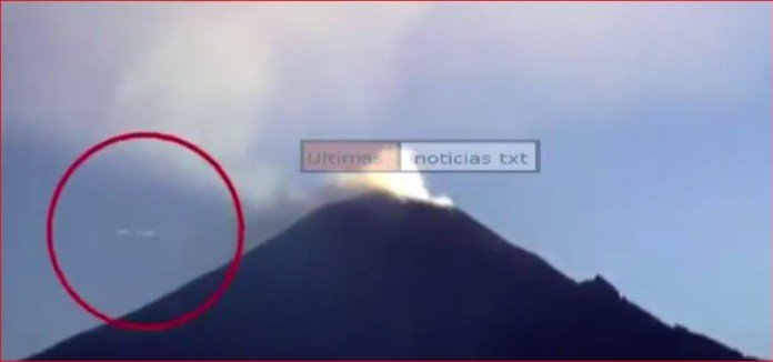 ufo popocatepetl march 31 2016, ufo popocatepetl volcano march 31 2016, ufo popocatepetl march 31 2016 video, ufo popocatepetl march 31 2016 pictures