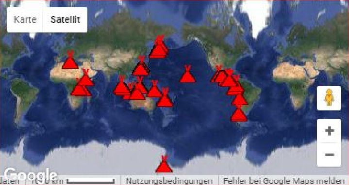 volcanic unrest april 2016, ring of fire increased activity, volcanic unrest, earthquake activity, increased earthquake activity