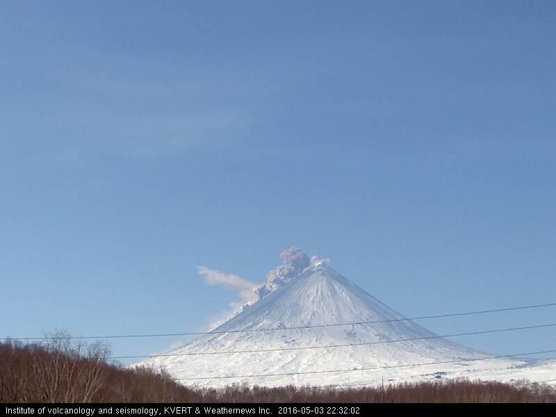 Kliuchevskoi volcano eruption may 3 2016, Klyuchevskaya Sopka eruption may 3 2016, Kliuchevskoi volcano eruption may 3 2016 picture, Klyuchevskaya Sopka eruption may 3 2016 picture, kamchatka volcano may 2016, kamachatka volcano eruption may 2016, volcanic eruption may 2016