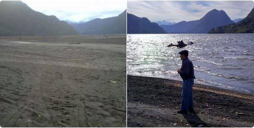 lago Riesco scompare misteriosamente in Patagonia Cile maggio 2016, Lago Riesco chile scompare misteriosamente, patagonia lago Riesco chile scompare misteriosamente, lago scompare misteriosamente in Cile maggio 2016, lago patagonia scompare misteriosamente maggio 2016, lago patagonia scompare misteriosamente maggio 2016, lago Riesco scompare misteriosamente in patagonia chile maggio 2016