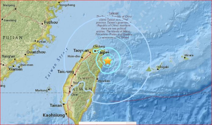 taiwan earthquake, taiwan earthquake may 12 2016, M5.8 earthquake swarm taiwan, taiwan hit by 2 major quakes, earthquake swarm taiwan may 2016, series earthquake may 12 2016 taiwan, taiwan earthquake may 12 2016