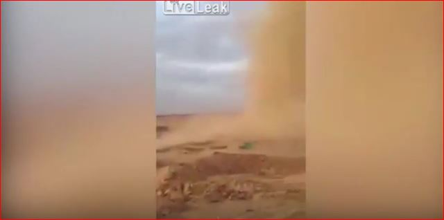 blowhole, blowhole desert, blowhole desert shoots sand saudi arabia, blowhole desert video, blowhole desert saudi arabia video, Unexplained Desert Blowhole Shooting Sand hundreds of feet in the Air, mysterious desert blow hole saudi arabia