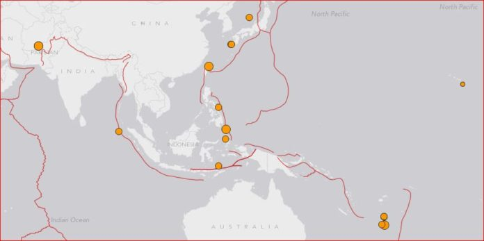 earthquakes may 13 2016, increased earthquake activity may 13 2016, friday the 13th earthquake, enhanced seismic activity may 13 2016