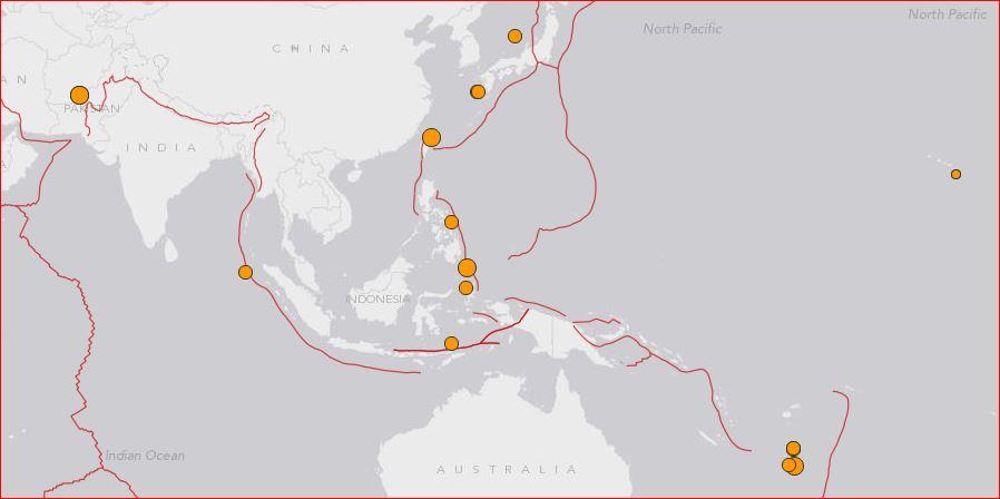 earthquakes may 13 2016, increased earthquake activity may 13 2016, friday the 13th earthquake, enhanced seismic activity may 13 2016