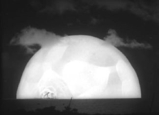 Terrifying Ivy Mike nuclear test video, nuclear test video, Ivy Mike nuclear test video, Ivy Mike nuclear test, Ivy Mike