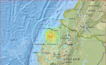 m6.8 earthquake ecuador may 18 2016, powerful earthquake ecuador may 18 2016, ecuador may 18 2016 earthquake, earthquake ecuador may 18 2016