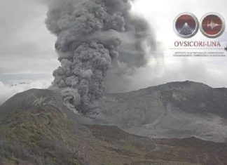 turrialba volcano 31 explosions 10 hours may 2016, turrialba volcano eruption may 2016, Volcán Turrialba erupciones, turrialba eruption may 2016, ashfall turrialba volcano costa rica, turrialba volcano may 2016 pictures, Volcán Turrialba hizo 31 erupciones en 10 horas, El Turrialba registra hasta 5 erupciones por hora