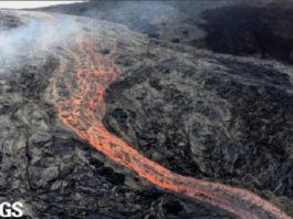 two new lava breakouts Kīlauea volcano eruption may 24 2016
