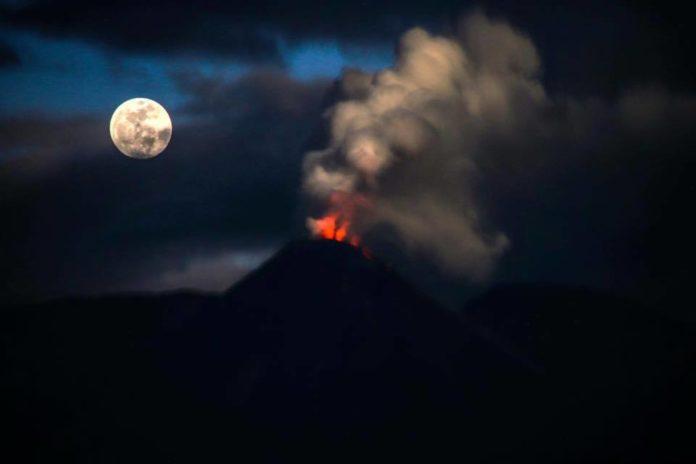 volcanic activity may 2016, increased volcanic activity may 2016, volcano eruption may 2016, earthquake may 2016, strong earthquake may 2016
