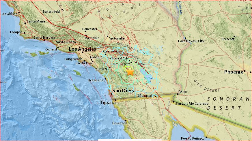 M5.2 earthquake california, M5.2 earthquake california june 10 2016, swarm earthquake california june 2016, earthquake swarm california june 10 2016, earthquake swarm california after June 10 2016 earthquake, M5.2 earthquake and swarm of more than 800 aftershocks swarm california, The epicenter of the M5.2 earthquake on June 10, 2016 was rattled by more than 800 minor quakes within 32 hours