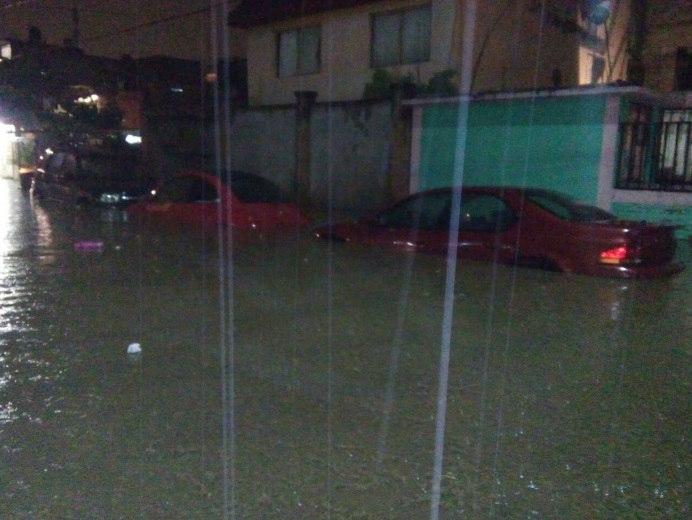 IZTAPALAPA mexico city floods, mexico city floods june 2016