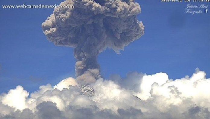 popocatepetl eruption june 12 2016, popocatepetl eruption june 12 2016 photo, popocatepetl eruption june 12 2016 video, popocatepetl eruption atomic explosion june 12 2016, popocatepetl eruption atomic explosion june 12 2016 photo, popocatepetl eruption atomic explosion june 12 2016 video