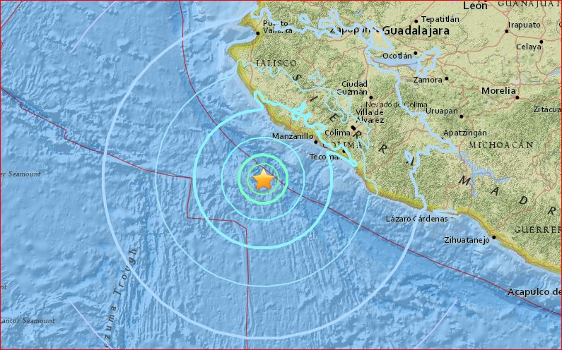 strong earthquake jalisco mexico june 7 2016, M6.2 earthquake jalisco mexico june 7 2016, earthquake mexico june 7 2016, strong earthquake mexico june 7 2016