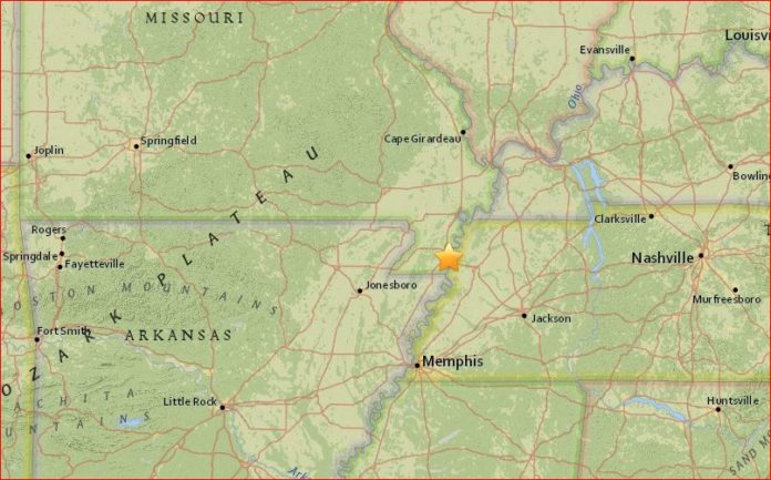 M3.0 earthquake missouri new madrid seismic zone july 5 2016, earthquake new madrid july 2016, missouri earthquake july 5 2016, M3.0 earthquake missouri new madrid seismic zone