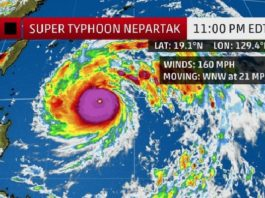Super typhoon Nepartak, Super typhoon Nepartak video, Super typhoon Nepartak path, Super typhoon Nepartak pictures, Super typhoon Nepartak july 2016, typhoon draught records