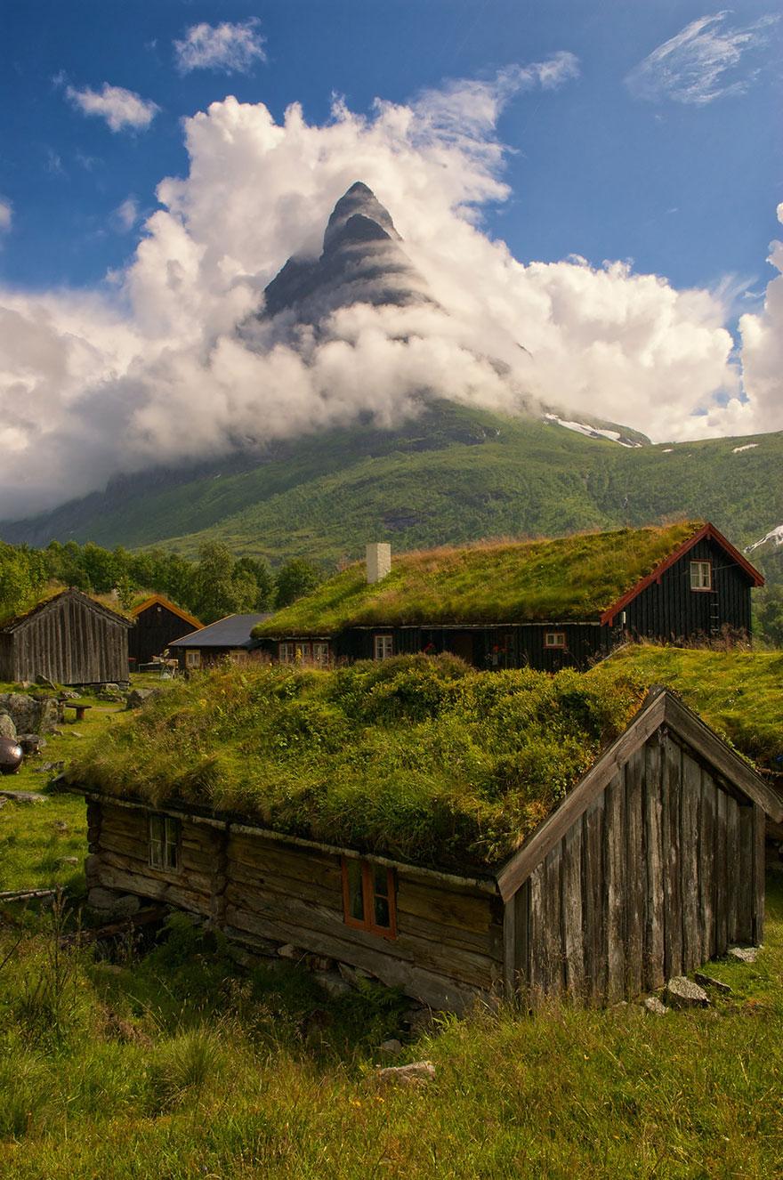 grass roof, grass roof scandinavia, best grass roof scandinavia, best grass roofs, green roofs pictures, best green grass roofs scandinavia, best eco grass roof pictures