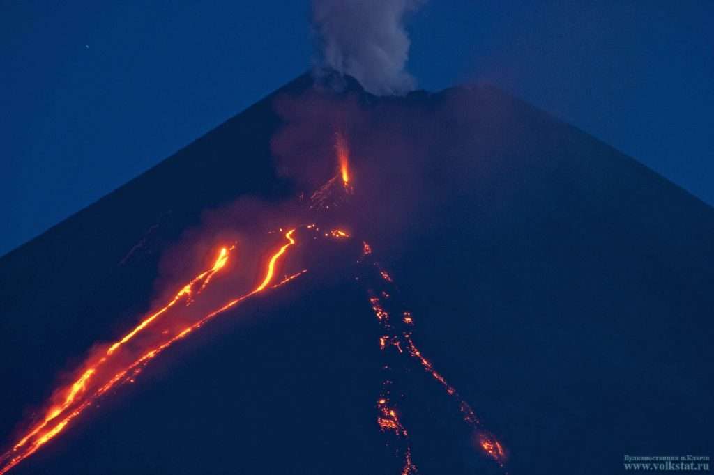 Volcanic unrest around the world Kamchatka-volcano-1