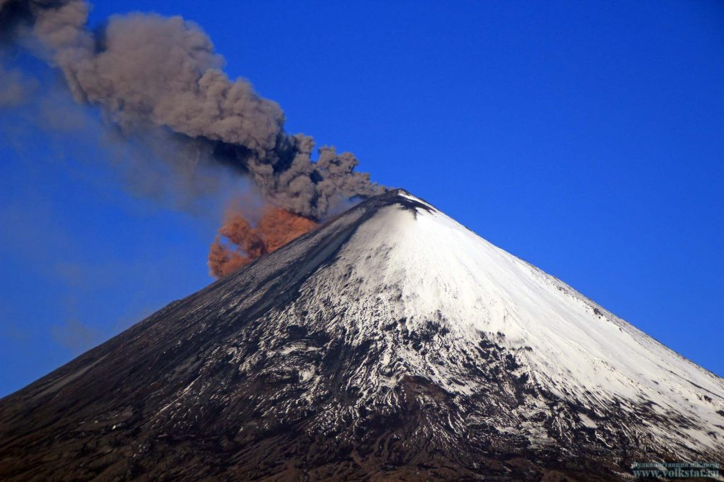 Volcanic unrest around the world Kamchatka-volcano-2