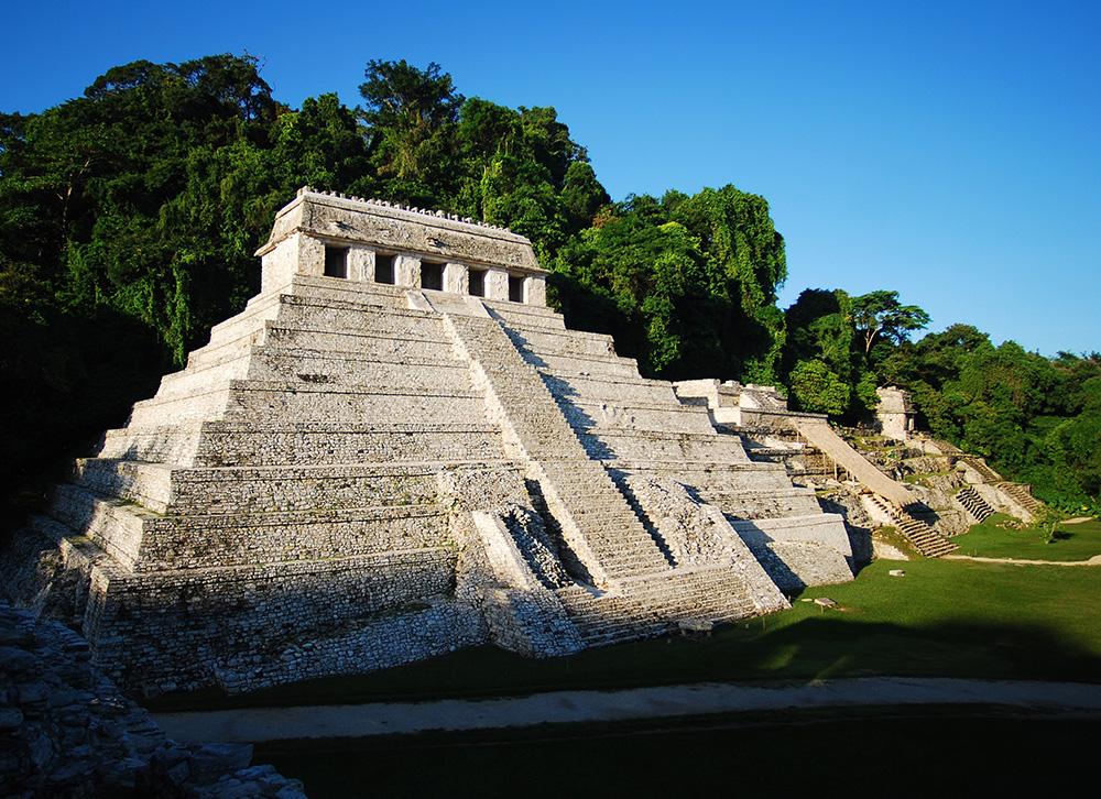 mysterious canal under pyramid palenque, Gateway to afterlife found under Maya pyramid in Palenque, canal pyramidpalenque, palenque hydrological canals palenque, canal systems palenque pyramid, archeology maya palenque