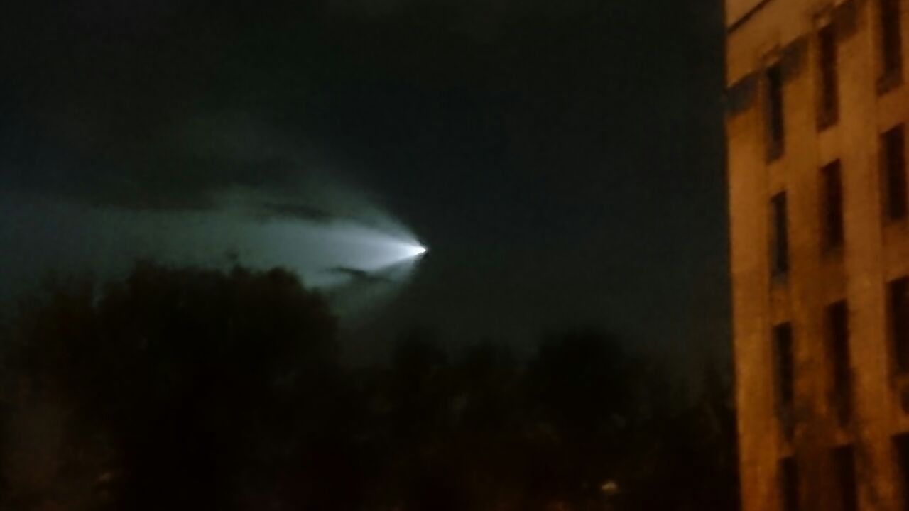 Mysterious glowing object over Russia baffles stargazers Mysterious-glowing-object-russia-july-2016-1