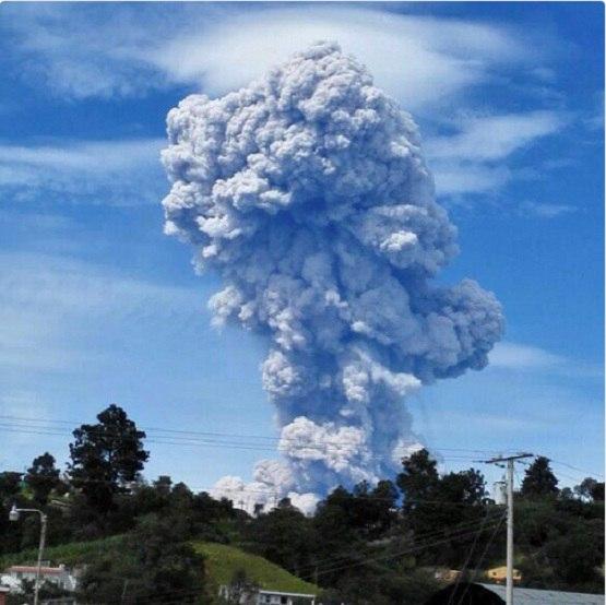 santa maria volcano eruption, santa maria volcano eruption july 2016, volcanic eruption july 2016, volcano eruption july 1 2016, latest volcanic eruption july 1 2016