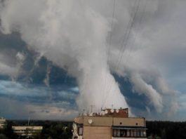 scud cloud, strange cloud, strange scud cloud, mysterious scud cloud, scud cloud ukraine, scud cloud kiev, scud cloud picture, scud cloud video, scud cloud kiev july 2016