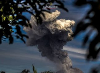sinabung volcano july 7 2016, sinabung volcano july 7 2016 pictures, sinabung volcano july 7 2016 video