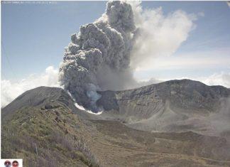 turrialba eruption july 11 2016, turrialba eruption july 11 2016 video, turrialba eruption july 11 2016 pictures, volcano eruptions july 2016