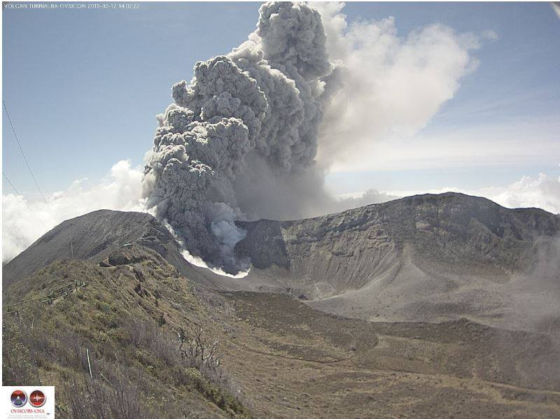 turrialba eruption july 11 2016, turrialba eruption july 11 2016 video, turrialba eruption july 11 2016 pictures, volcano eruptions july 2016