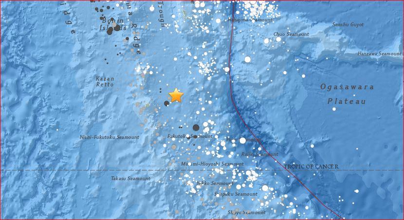 japan earthquake 2016