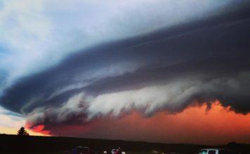 storm canada, sunset storm, sunset storm pictures, storm prince edward island canada, storm prince edward island pictures,