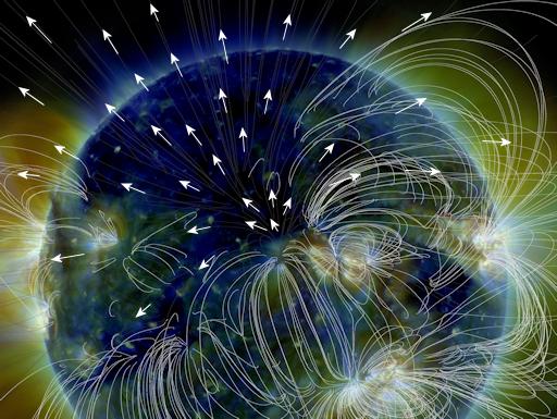 coronal hole, solar storm, sun storm, geomagnetic storm