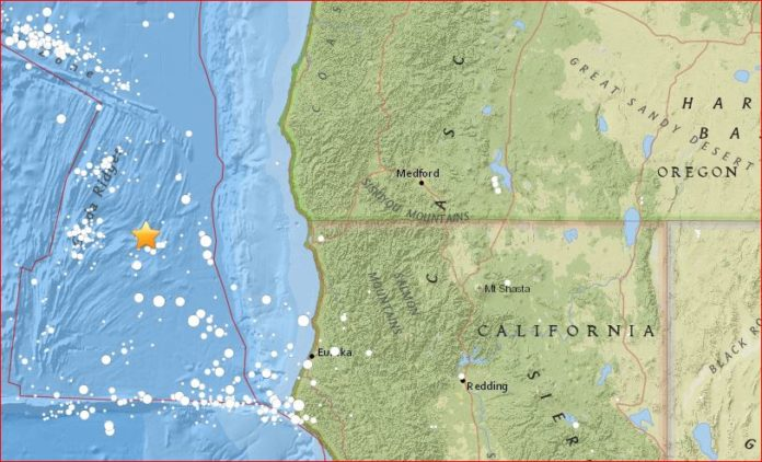 oregon earthquake, oregon earthquake sept 2016, oregon earthquake september 25 2016, M5.0 earthquake oregon