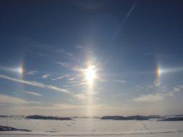 sundogs antarctica, sundogs antarctica pictures, picture sundog antarctica, sundog, sundogs